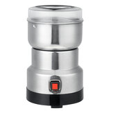 220V Electric Coffee Grinder Maker Grinding Milling Bean Spice Pepper Grinder