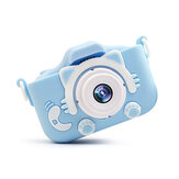 Mini Kids Digital Camera USB Charging 20 Inches 20MP Pixel Small DSLR Motion Camera Toy for Children's Birthday Gifts