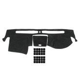 Dla 12-18 Isuzu D-MAX DMAX Dash Mat Pad Dashmat Pokrywa deski rozdzielczej Sun Mat Pad