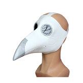 Plague Beak Doctor Mask Long Nose Cosplay Fancy Gothic Retro Rock Leather Halloween Party