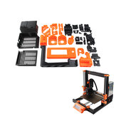 MK2/2.5/MK3 Upgrade Customized PLA Filamenmt Printed Part Kit for Prusa i3 MK3S 3D Printer