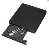 USB 3.0 Type-C External Optical Drive DVD-RW Player CD DVD Burner Writer Rewriter Data Transfer for PC Laptop OS Windows 7/8/10