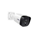 Hiseeu POE H.265 + Segurança 5MP Câmeras IP suportam Áudio Visão Noturna 10m IP66 Onvif À Prova D 'Água