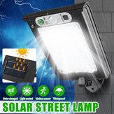 Солнечный настенный светильник PIR Движение Датчик Водонепроницаемы Сад Security Street Лампа