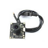 2MP OV2643 Wide Angel Lens 120 Degree Mini COMS Camera Module with Microphone