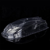 1/10 Scale PVC Clear RC Car Body Shell 185mm Modification for Lamborghi Model