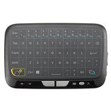 H18 Wireless 2.4GHz Touchpad Mini Keyboard Air Mouse para TV Caixa MINI PC