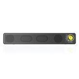 Blitzwolf® BW-SOD1 Soundbar bluetooth 5.0 Speaker 2.2 Surging Acoustics 4 единицы Мощный бас с подсветкой RGB Микрофон Функция Беспроводные и проводные соединения