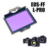 OPTOLONG EOS-FF L-Pro Star Filter For Canon 5D2/5D3/6D Camera Astronomical Accessories