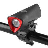 BIKIGHT 3 режима 750LM T6 LED Велосипедный передний свет Суперяркий 2600 мАч USB аккумуляторный велосипед LED Головка фонарика Лампа Велосипедный фонар