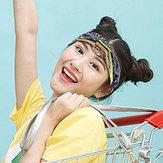 Women Outdoor Fitness Yoga Goede hoofdband met elasticiteit