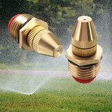 Verstelbare waterstroom Messing Spray Vernevelingsnozzles Tuinsproeikop