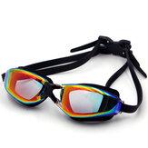 HD Occhialini da nuoto anti-nebbia Occhiali anti-UV per PC Occhiali