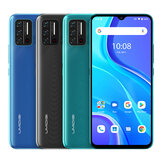 UMIDIGI A7S Global Bands 4150mAh Android 10 Go 6.53 pouces HD + 3 emplacements pour cartes 13MP AI Quad Camera 2GB 32GB MT6737 4G Smartphone