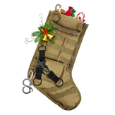 MOLLE Straps Tactical Stocking Dump Drop Pouch Military Hunting Magazine Christmas Storage Bag