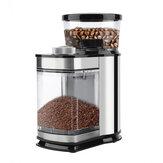 Molinillo de café eléctrico de acero inoxidable Modo ajustable de gran capacidad para cocina
