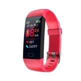 Goral Z6 1.14 'Большой экран в режиме реального времени Сердце Социальное сообщение по определению скорости Дисплей 15Days Батарея Life Smart Watch Стан