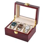 Drewniane pudełko obserwacyjne Sześć siatek Trzy siatki