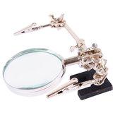 BEST BST-168Z Vergrootglas met clips Vergrootglas Lassen Rework Reparatie Handgereedschap