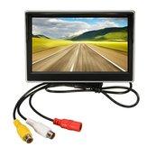 5-calowy monitor LCD Lustro i bezprzewodowy tylny widok z tyłu samochodu Widok z tyłu Zestaw kamer