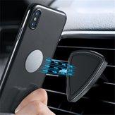 KISSCASE Leistungsstarker magnetischer Adsorptionslufthalter für Autohalterungen für Xiaomi-Mobiltelefone Nicht original