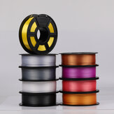 SUNLU 1KG Silk PLA 1.75MM Filament 14 Color Available High Strength filament for 3D Printer