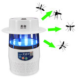 5W LED USB Mosquito Dispeller Repeller Mosquito Killer Lamp Bulb Electric Bug Insect Repellent Zapper Pest Trap Light Outdoor Camping