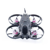 GEELANG UFO-85X 4K عالي الوضوح Hollywood 3-4S Cinewhoop Whoop FPV Racing Drone BNF / PNP Caddx Tarsier V2 Cam DVR
