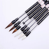 Piston Water Pennello Funtain Like Water Penna assorbente inchiostro Calligraphy Pen Paint Pennello Drawing Art Supplies