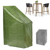 Outdoor Furniture Waterproof Cover Garden Yard Sofa Chair Cover Folding Dust Rain Protector