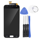 LCD Touch Screen Digitizer Assembly + Tools for Samsung Galaxy J3 2017