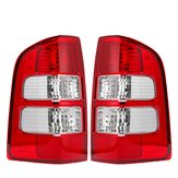 Car Rear Tail Light Assembly Brake Lamp with Bulbs for Ford Ranger Thunder Pickup Truck 2006-2011