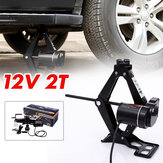 Root New Electric Jack 12V Vehicle-mounted Equipment Shear Jack Thickening Electric Tire Change Tool