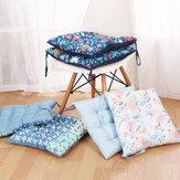 42x42cm carré épaississement siège chaise coussin coussin élégant coton voiture tapis accueil cusions décoration de la maison