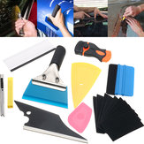 10 w 1 Window Tint Tools Car Wrapping Application Kit Naklejka Vinyl Sheet Squeegee