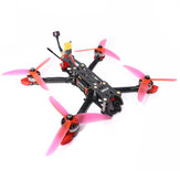 GEPRC MARK4 5 Inch 225mm 6S FPV Racing Drone Freestyle PNP/BNF 2306.5 1850KV SPAN F4 BLheli_S 45A Tower Caddx Ratel Camera