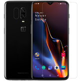 NILLKIN Anti-explosion Tempered Glass Screen Protector + Lens Protective Film for OnePlus 6T/OnePlus 7