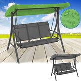 191x120x23 cm Gölgelik Su Geçirmez Salıncak Sandalye Çadır Tente Kampçılık Salıncak Çatı Yedek Kumaş