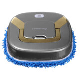 Smart Sweep Robot Vacuum Cleaner Wet/Dry Mopping Floor Edge Automatic Sweeper with UV Lamp