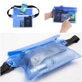 Honana HN-TB32 Travel Waterproof Pouch Portable Touch Responsive Screen Storage Bag Beach Organizer