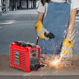 آلة لحام صغيرة لحام كهربائي 220 فولت 3000/3500 وات 20-225 / 250A تيار منتظم العاكس
