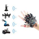 Перчатка с открытым исходным кодом LOBOT для робота RC Совместимость с