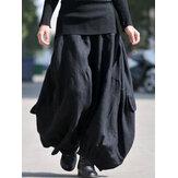 S-3XL Women Harem Casual Loose Baggy Lantern Pants