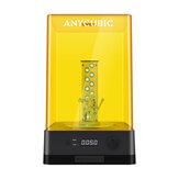 Anycubic® Wash & Cure 2.0 Máquina todo en uno de doble propósito 2 en 1 UV Curado de modelos de resina para impresoras 3D