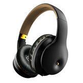 Bakeey EL-B5 Wireless bluetooth Headphone Super Bass Stereo NFC Foldable Head-Mounted Sports Gaming Headset with Mic