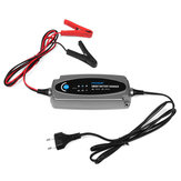FOXSUR 12V 5-Stage 0.8A 3.6A Battery Smart Charger Acid Intelligent Motorcycle Auto Car