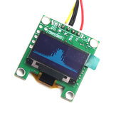 LANTIANRC DIY Mini Ultrathin Music Spectrum Screen Screen Oled Screen