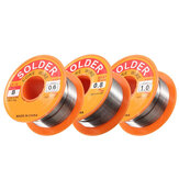 50g 0,5 / 0,6 / 0,8 / 1,0 mm 63/37 FLUX 2,0% 45FT tin bly tin ledningsmelte rosin Core Lodde Lodning Wire Roll