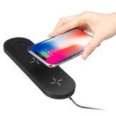 Bộ sạc đồng hồ sạc không dây 3 trong 1 dành cho iPhone / Samsung/Huawei/4387958