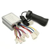 36V 500W Motorcycle Brush Speed Controller & Electric Bike Scooter Grip